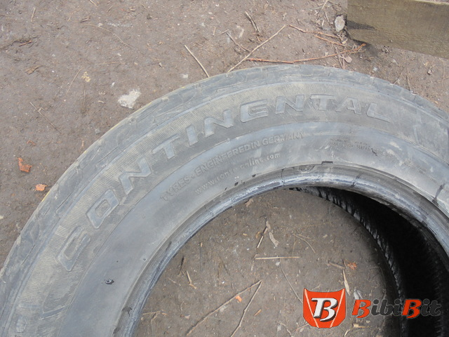 Continental Crosscontact 235/65 R17
